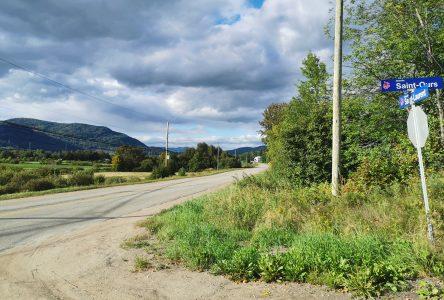 La réfection du chemin St-Laurent coûterait 3,2 millions $