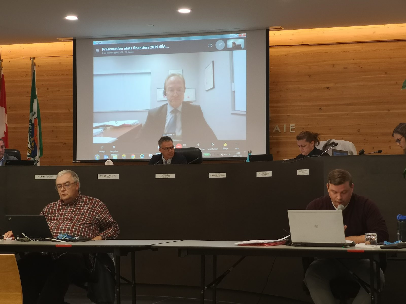 Budget 2021: La Malbaie gardera la COVID dans ses calculs