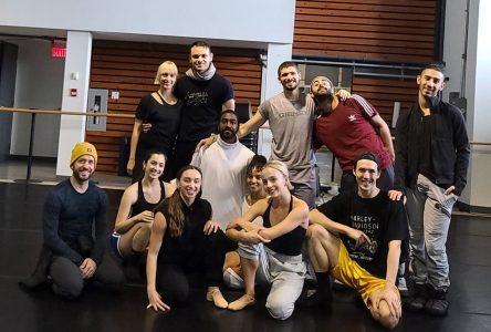 Les Ballets Jazz de Montréal étaient au Domaine Forget