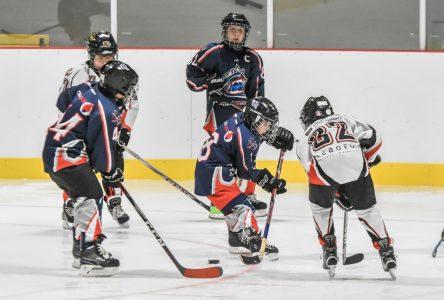 Pause de deux semaines pour le hockey dans Charlevoix