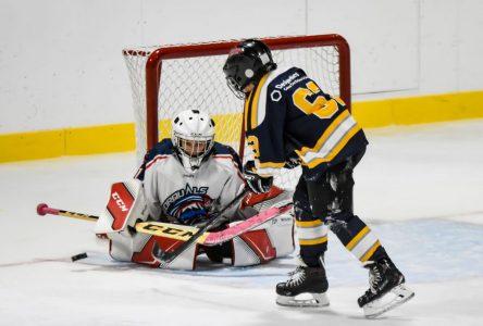 Le tournoi de hockey novice de Baie-Saint-Paul est annulé