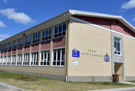 Une école primaire avec trop de plomb dans ses abreuvoirs