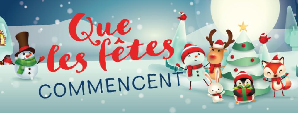 Prenez rendez-vous avec le père Noël au Centre Charlevoix
