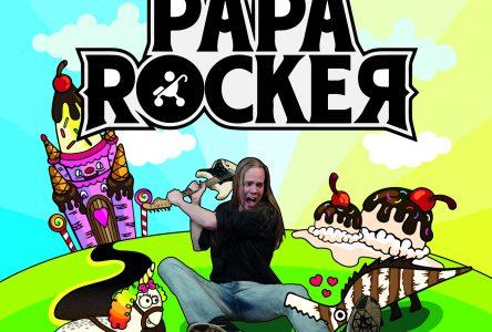 (VIDÉO) Le Papa Rocker s'offre un premier album