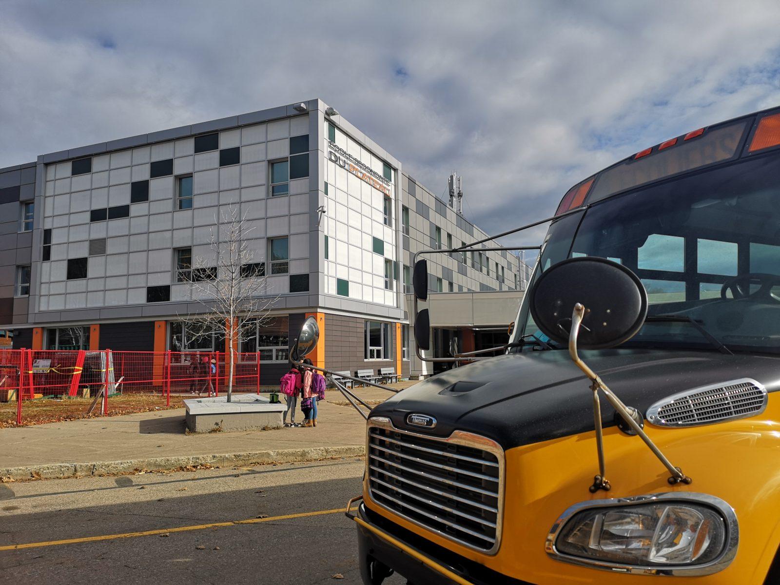 Modifications au calendrier scolaire : le syndicat de l'enseignement de Charlevoix est satisfait