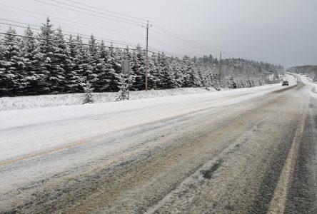 MISE À JOUR : Accumulation de neige prévue cette fin de semaine