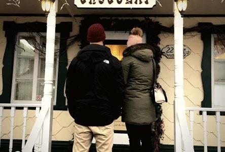 La Route de Noël attire les Charlevoisiens chez les commerçants