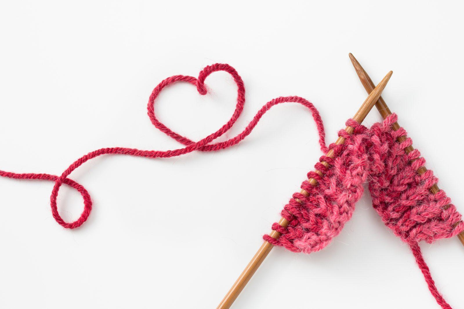 Conte de Noël de Brigitte Lavoie: La tricoteuse de chaussons