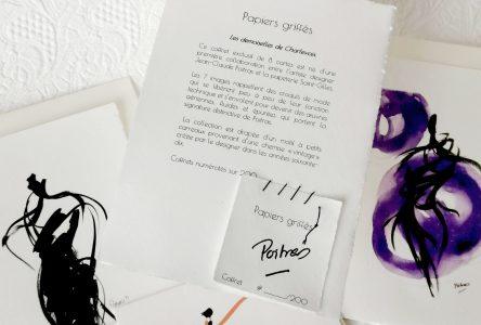 La Papeterie St-Gilles présente un coffret exclusif signé par l'artiste Jean-Claude Poitras