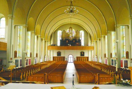 La messe de Noël se fera sans public dans Charlevoix-Ouest