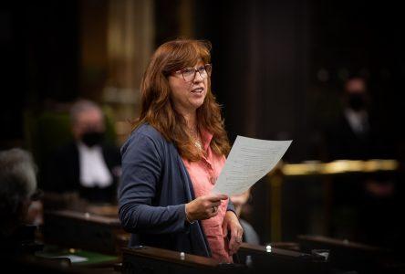 Vaccins : Caroline Desbiens et ses collègues vont «talonner» Justin Trudeau