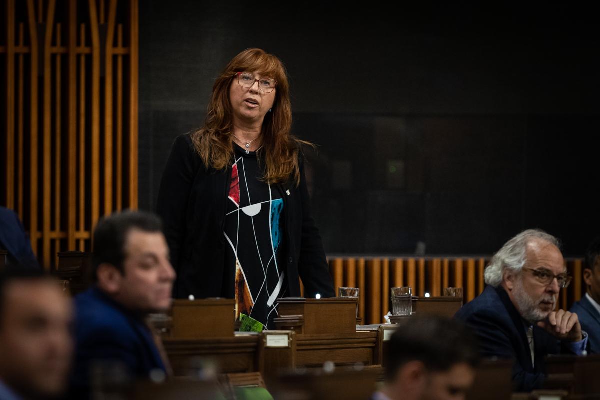 Le Bloc québécois se questionne s'il y a un pilote dans l'avion du gouvernement libéral