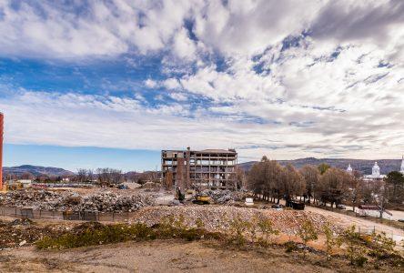 Un livre documentera la démolition de l'hôpital Sainte-Anne de Baie-Saint-Paul