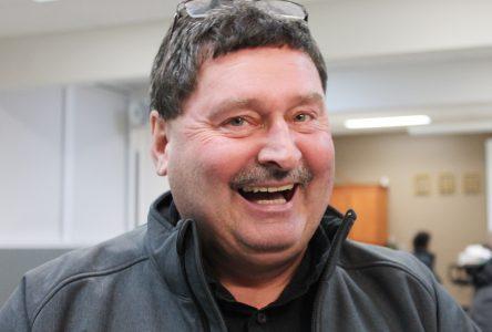 Le maire Patrice Desgagnés se présentera à nouveau aux élections de novembre