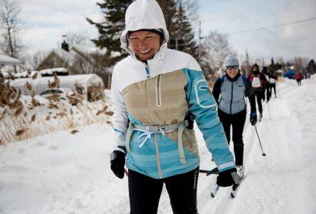 Plus de 400 participants pour les cinq défis de la Virée nordique de Charlevoix