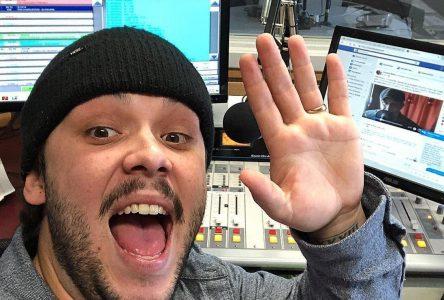 L'animateur Pierrick Lacroix quitte l'antenne du FM Charlevoix le vendredi 26 février